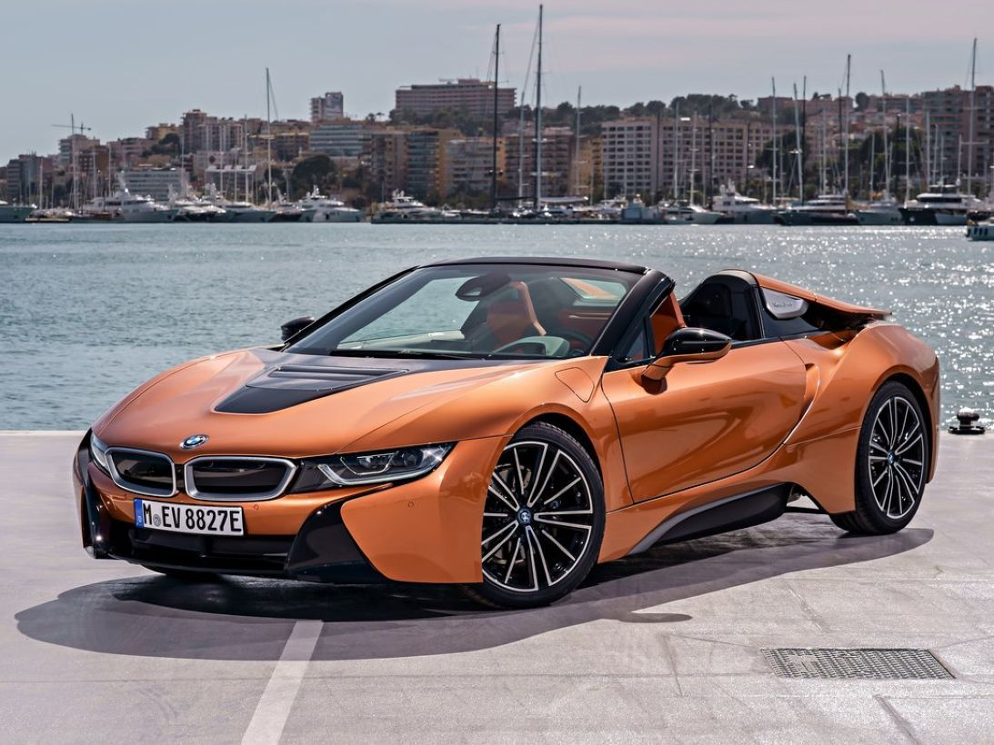 2019 Bmw I8 Roadster Bmw I8 Roadster Pinterest Bmw Bmw I8 And