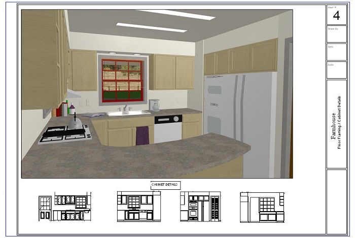 Incredible Small Kitchen Layout Design  Great Small Kitchen Extraordinary Kitchen Design Software Freeware Review