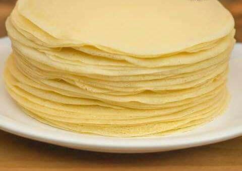 Como fazer massa de panqueca