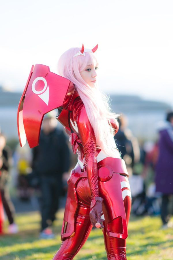 Photo of The most beautiful cosplay from the winter edition of Comiket
