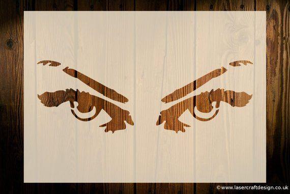 Lighthouse Stencil Various Sizes Reusable Art Crafts Wall Decor Wood Fabrics DIY