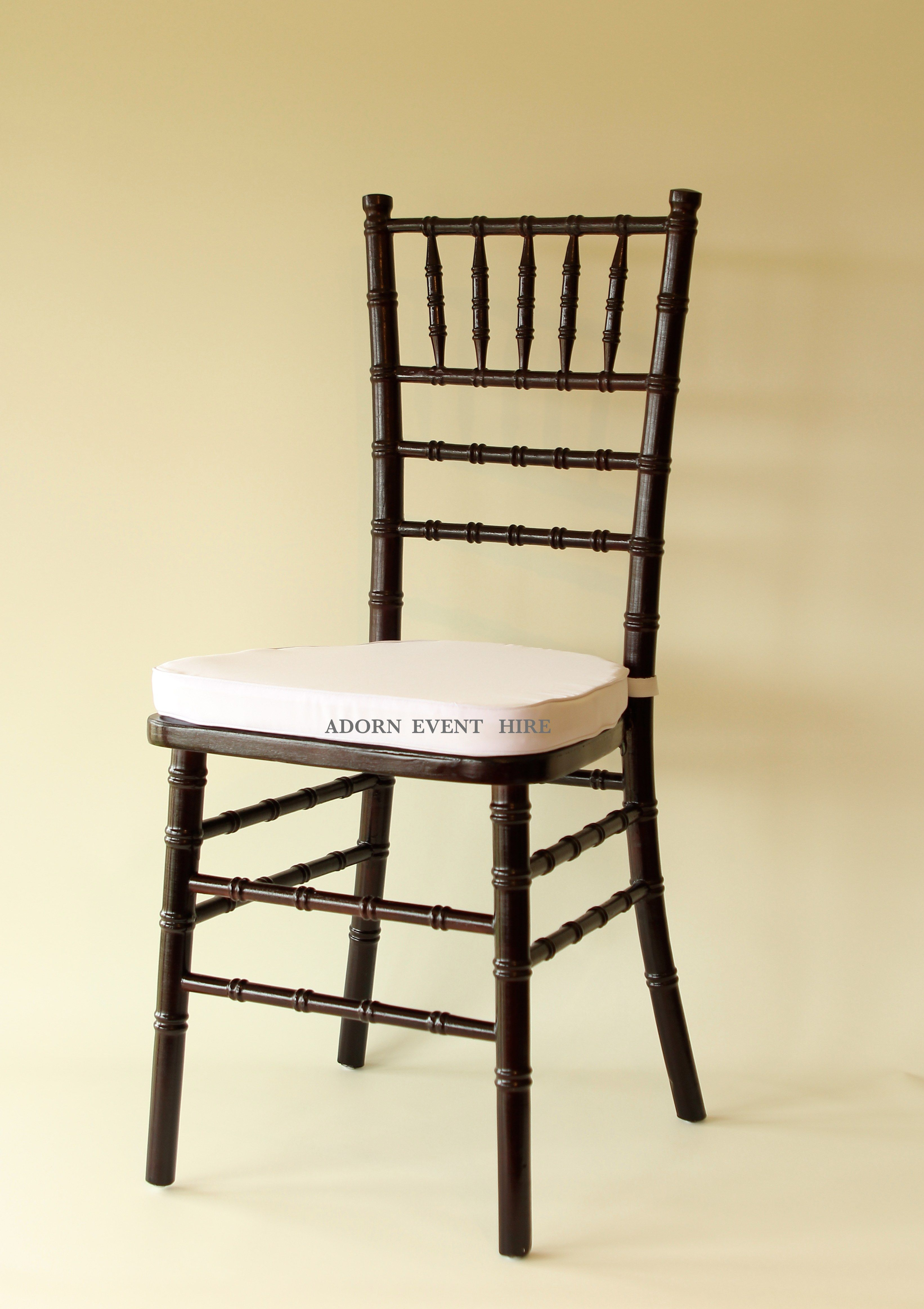 Wonderful Tiffany Choc Brown Chair