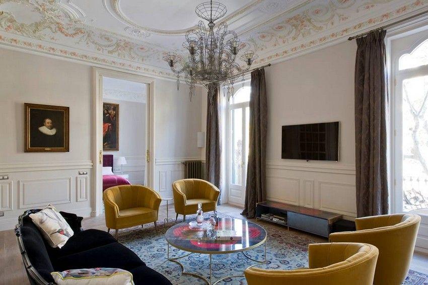 Wie Werden Hotels Inneneinrichtung im Zukunft Aussehen - wohnzimmer modern bilder