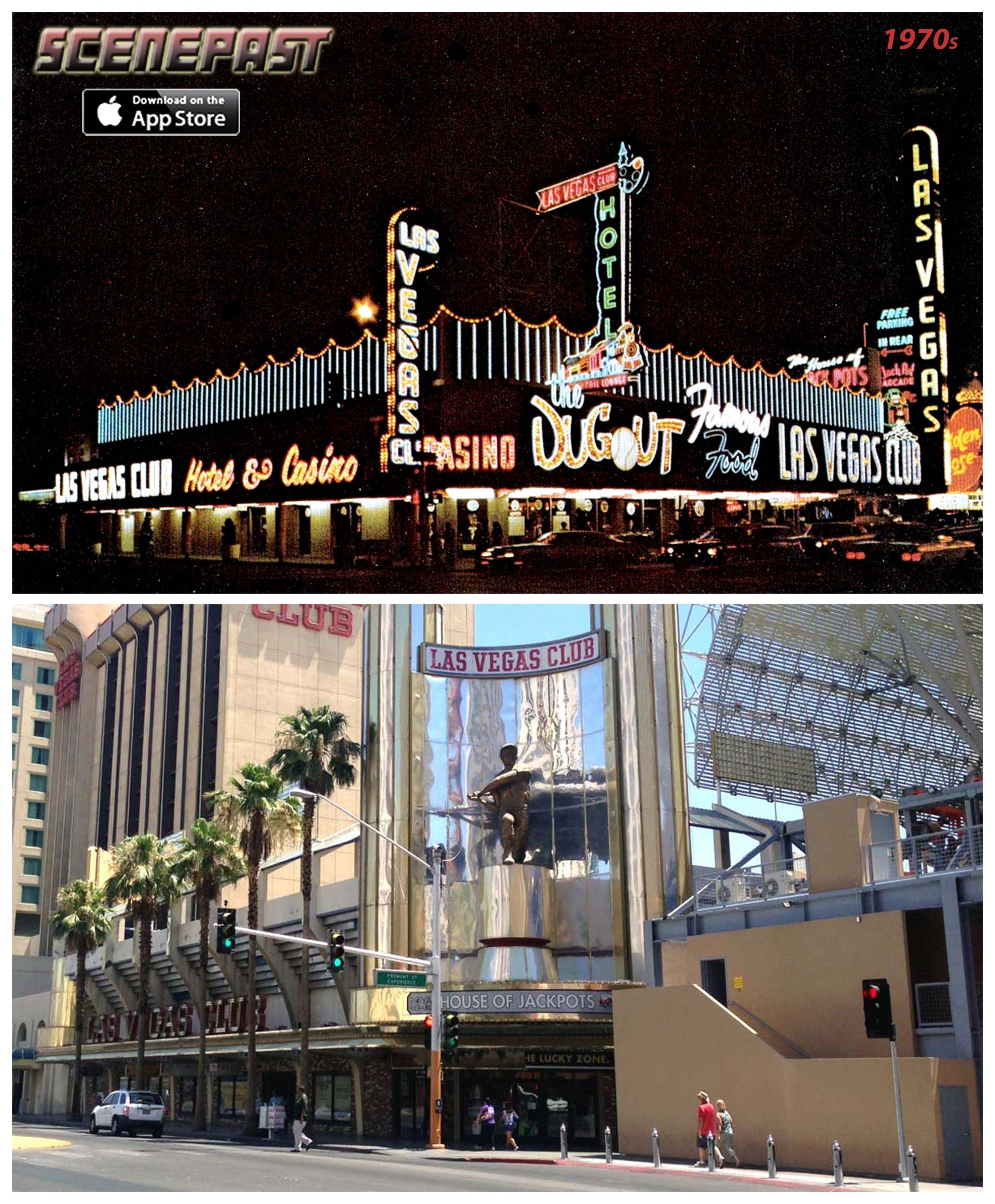 The 400 room Las Vegas Club Hotel closed last year. The
