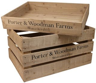 Brand With Market Name Wooden Crates Crates Wooden Boxes