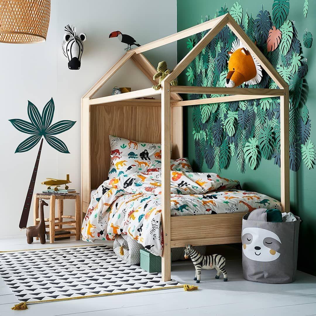 """Deco Jungle Chambre Enfant vertbaudet on instagram: """"pour s'endormir, on compte les"""