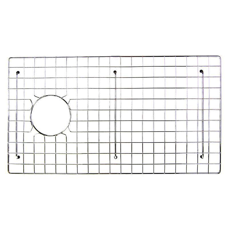 Nantucket Sinks BG-FCFS30-OSD Stainless Steel Kitchen Sink Grid - BG-FCFS30-OSD