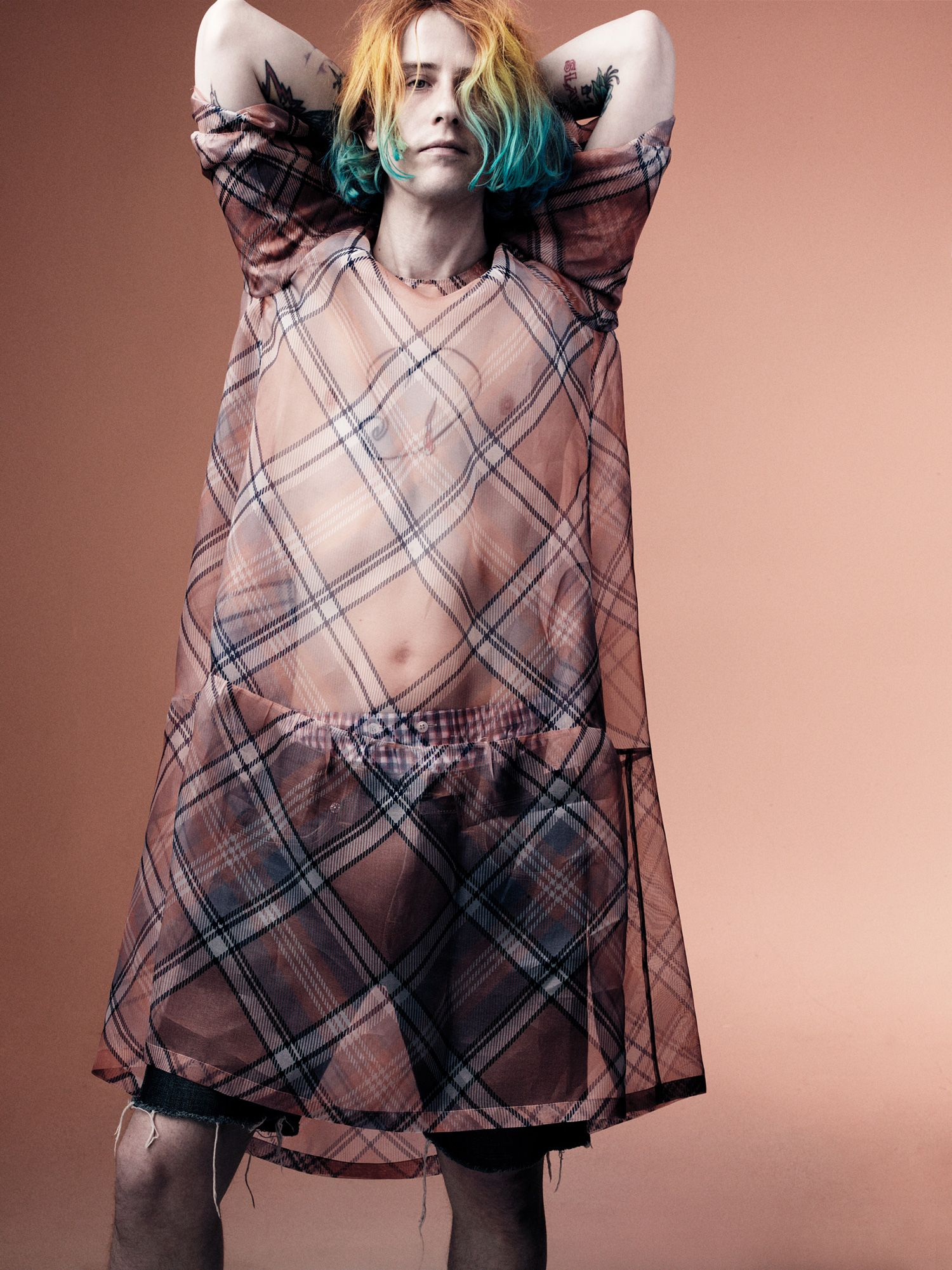 christopher owens for interview magazine . Photography CRAIG MCDEAN Stylist KARL TEMPLER