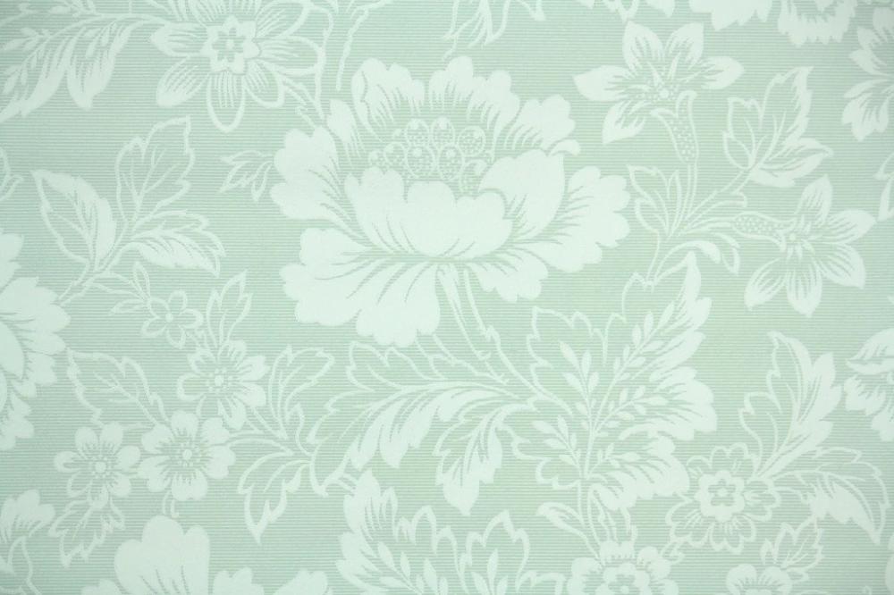 1940s Floral Vintage Wallpaper Vintage Wallpaper Antique Wallpaper Wallpaper
