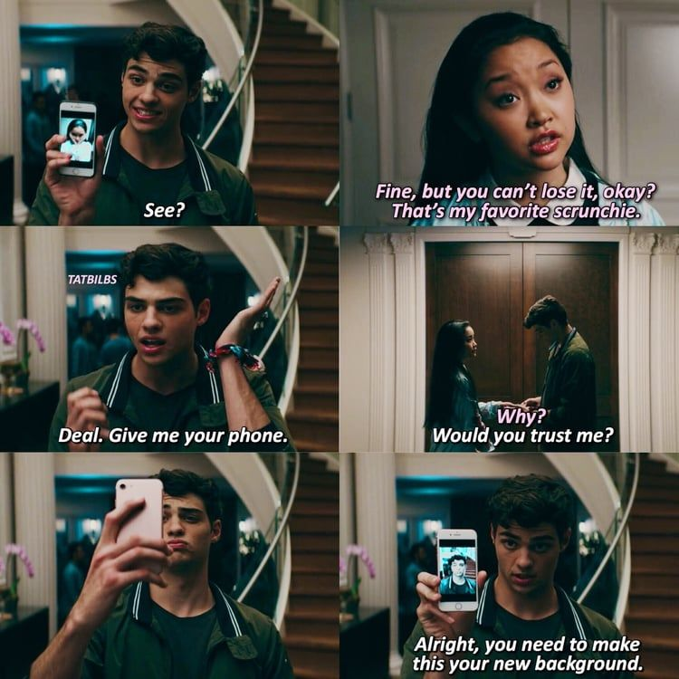 Image About Scene In To All The Boys I Ve Loved Before By Cathy Romantic Movies Love Movie Crush Movie
