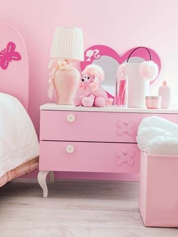 Composiciones para cuarto de ni a barbie atena 120 - Muebles para cuarto de nina ...