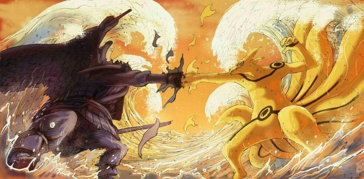 Epic moment Naruto art, Anime naruto, Wallpaper naruto