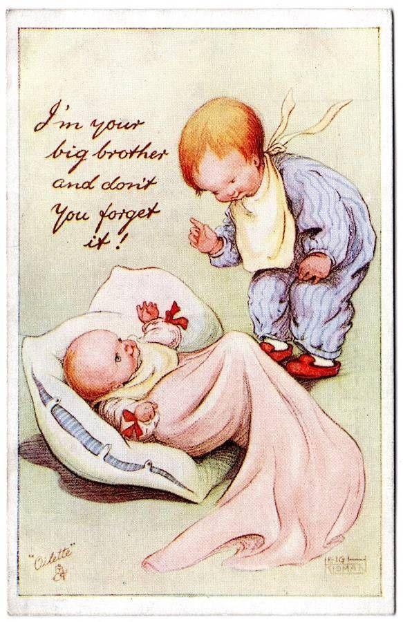 LEIGH KIDMAN postcard
