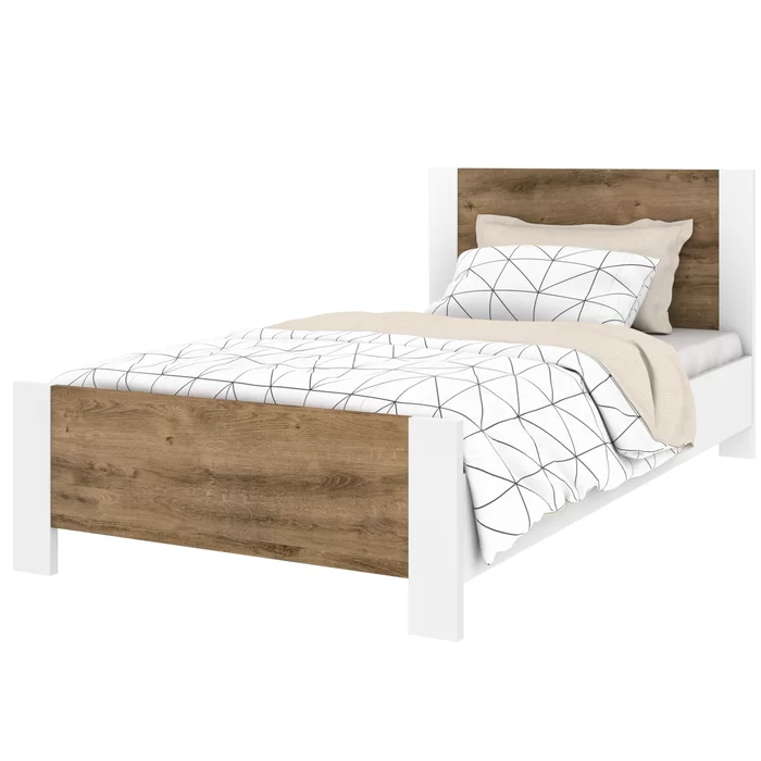Harling Platform Bed In 2020 Twin Platform Bed Low Bed Frame