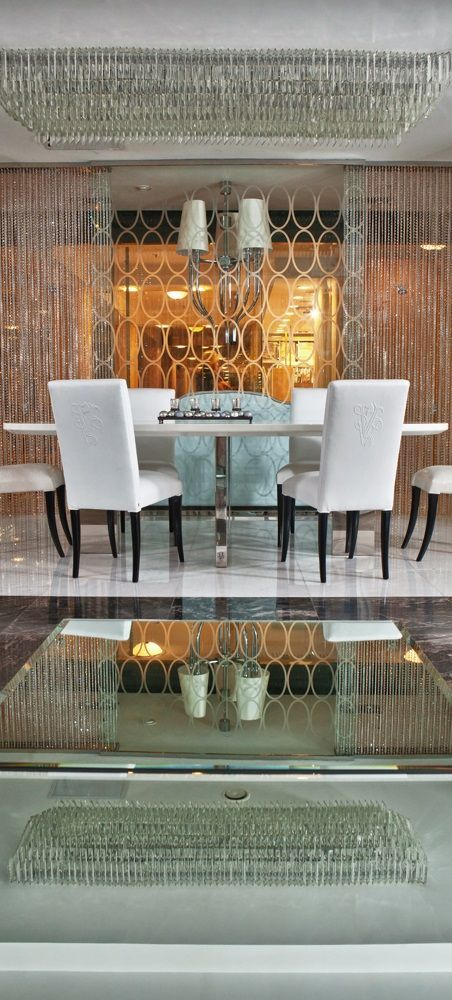 Luxury Dining Room Mirrors