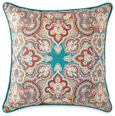 Home™ Marakesh Square Decorative Pillow Products Delectable Jcp Decorative Pillows