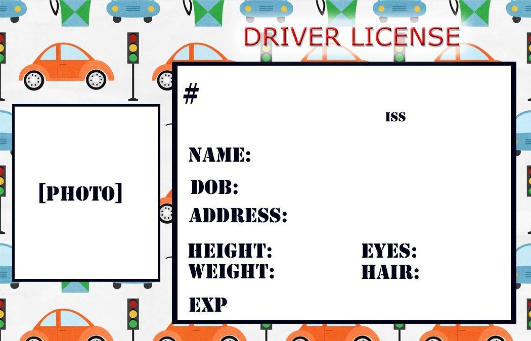 Personalized Credit Cards For Kids Transportation Preschool