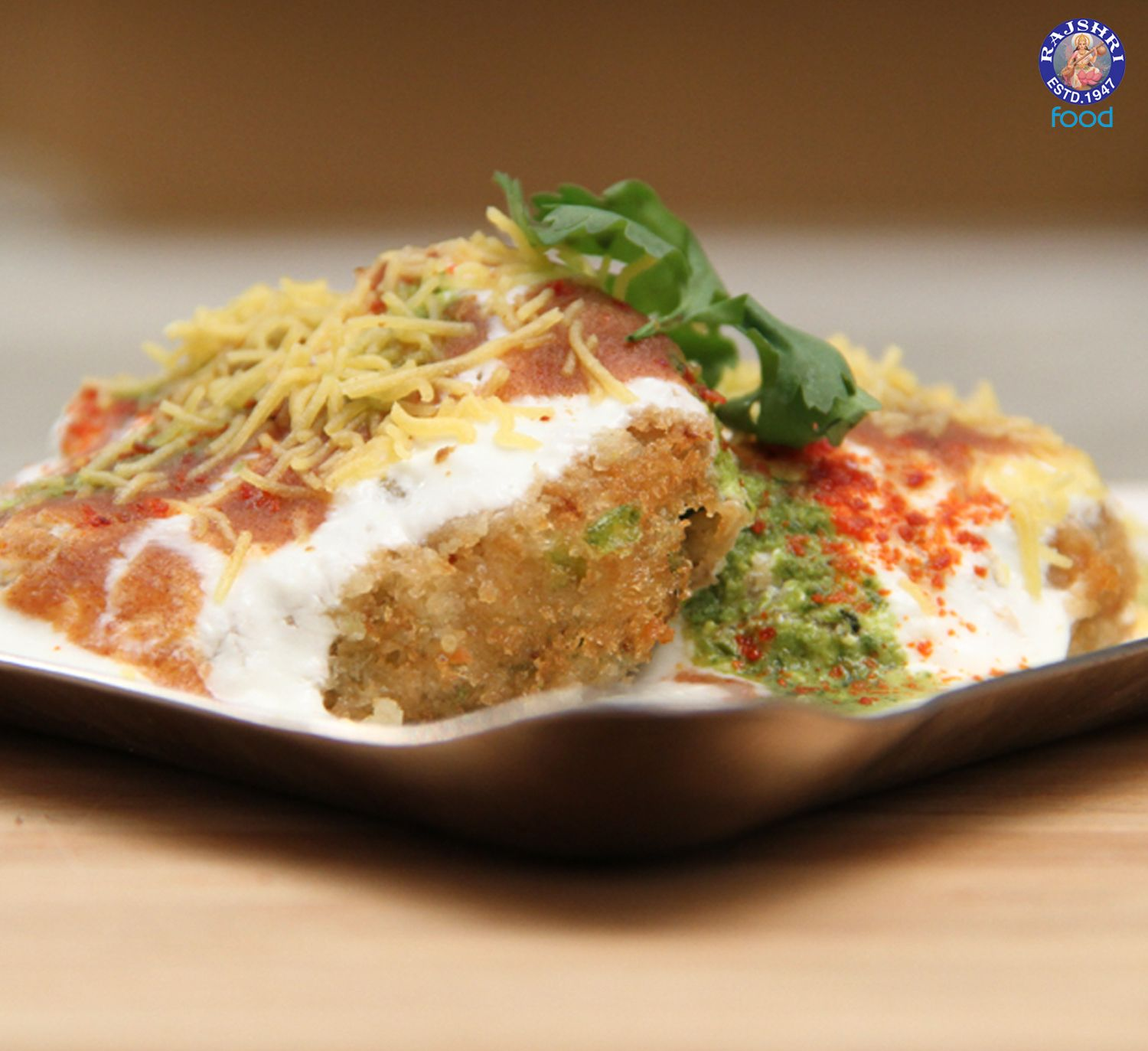 Indian Street Food Aloo Tikki Recipe: Indian - Chaat Recipes