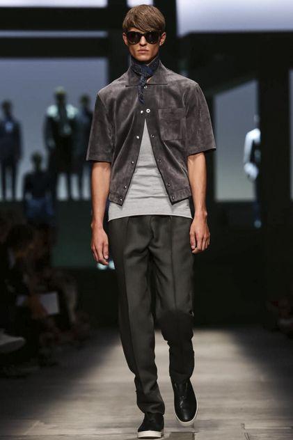 #Menswear #Trends Ermenegildo Zegna Spring Summer 2015 #Primavera Verano #Tendencias #Moda Hombre