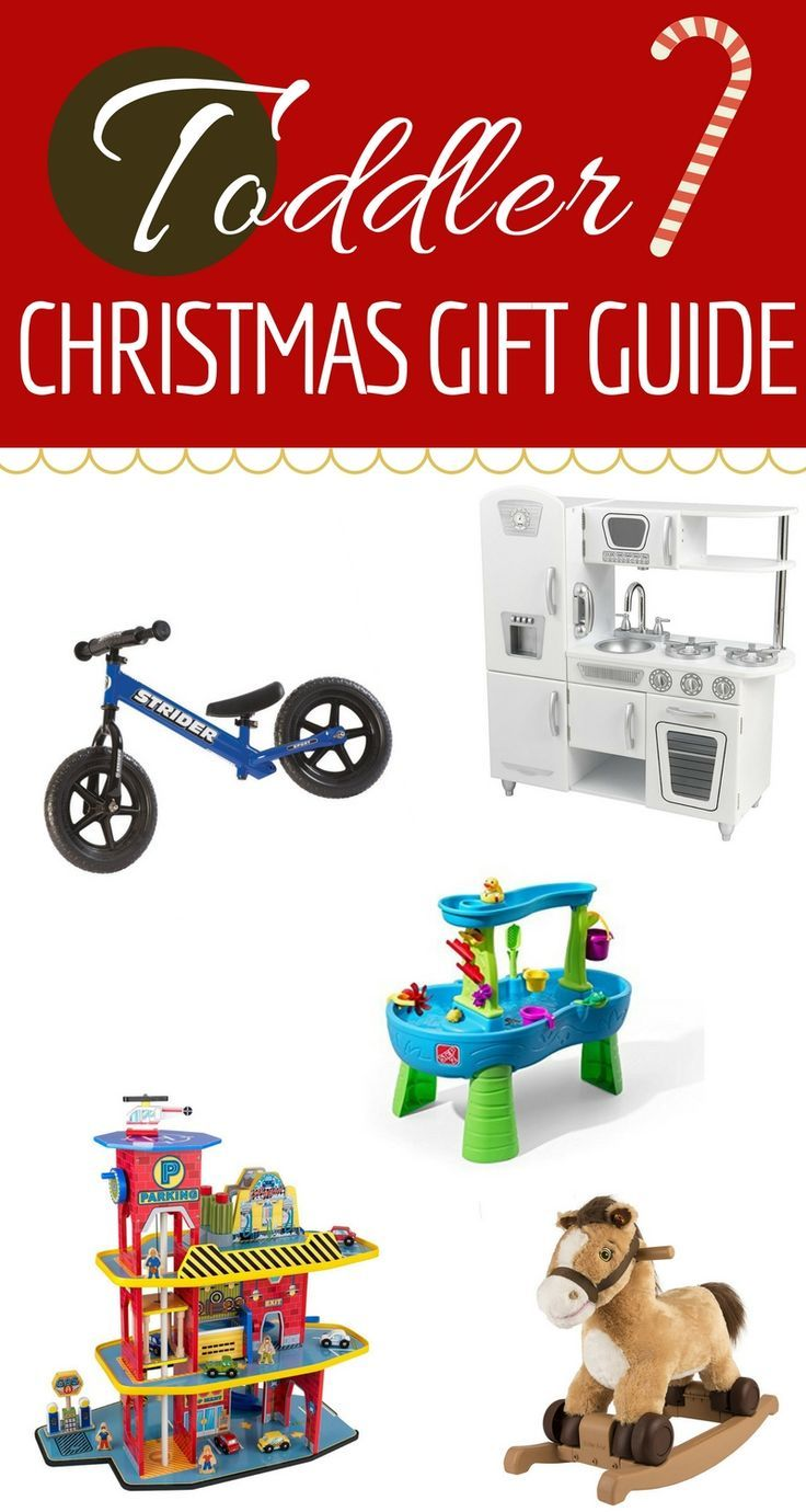 Toddler Christmas Gift Guide | How to Save for the Holidays ...