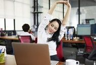 5 Moves to Keep Your Desk Job From Killing You