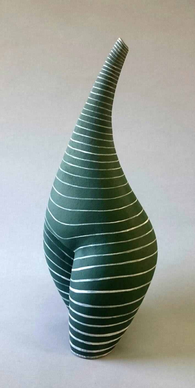 Pingl par lucie raveh sur papier masher pinterest poterie poterie c ramique et sculpture - Idee de poterie ...