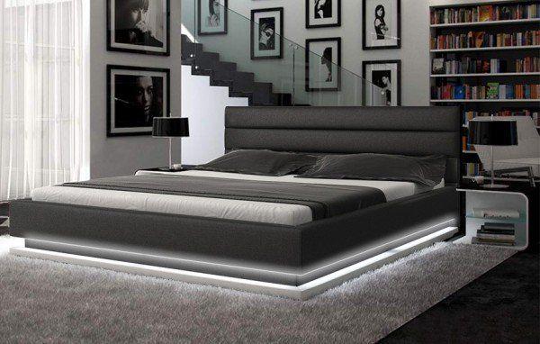 Infinity Contemporary Bedroom Set Las Vegas Furniture Store Modern Home Furniture Cornerstone Furniture Modern Platform Bed Bed Design White Platform Bed