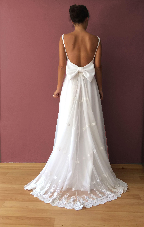 8c1677dc59ea madame shoushou Long Wedding Dresses
