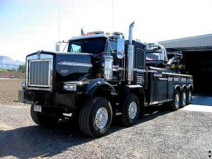 Large Truck Tow Rotator