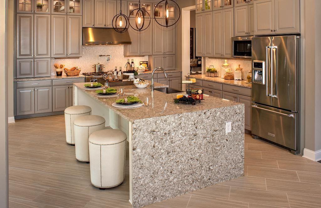 Light Fixtures Spacious Kitchens Home Kitchens Kitchen Design