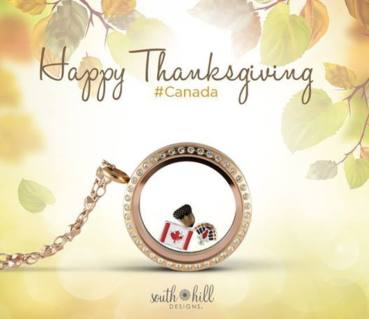 Happy Thanksgiving Canada!  http://SouthHillDesigns.com/TammyTamayo