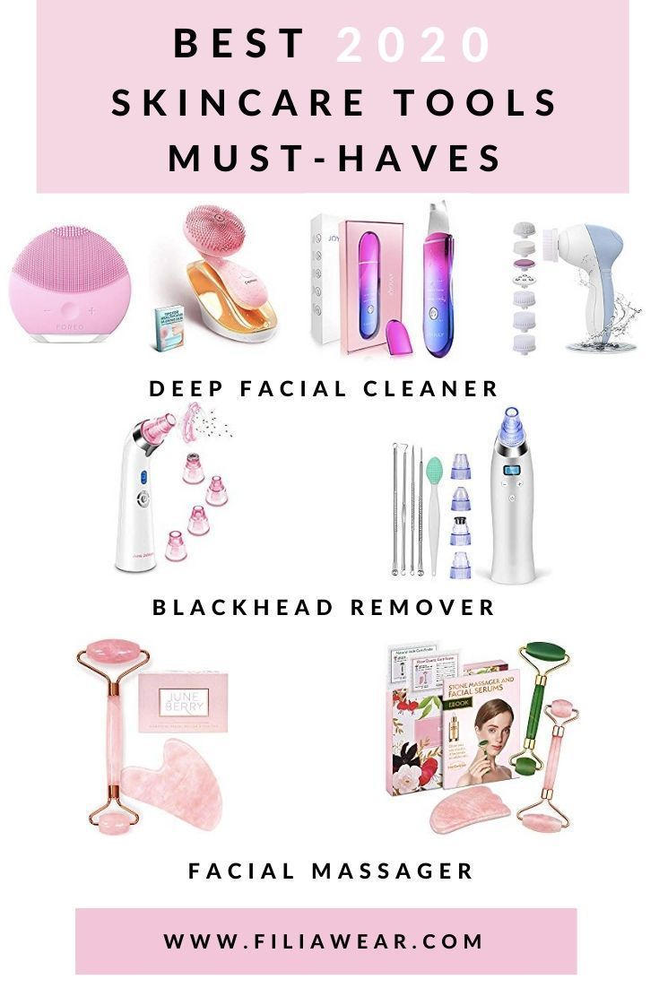 Best Skincare Products You Must Have - FILIA WEAR