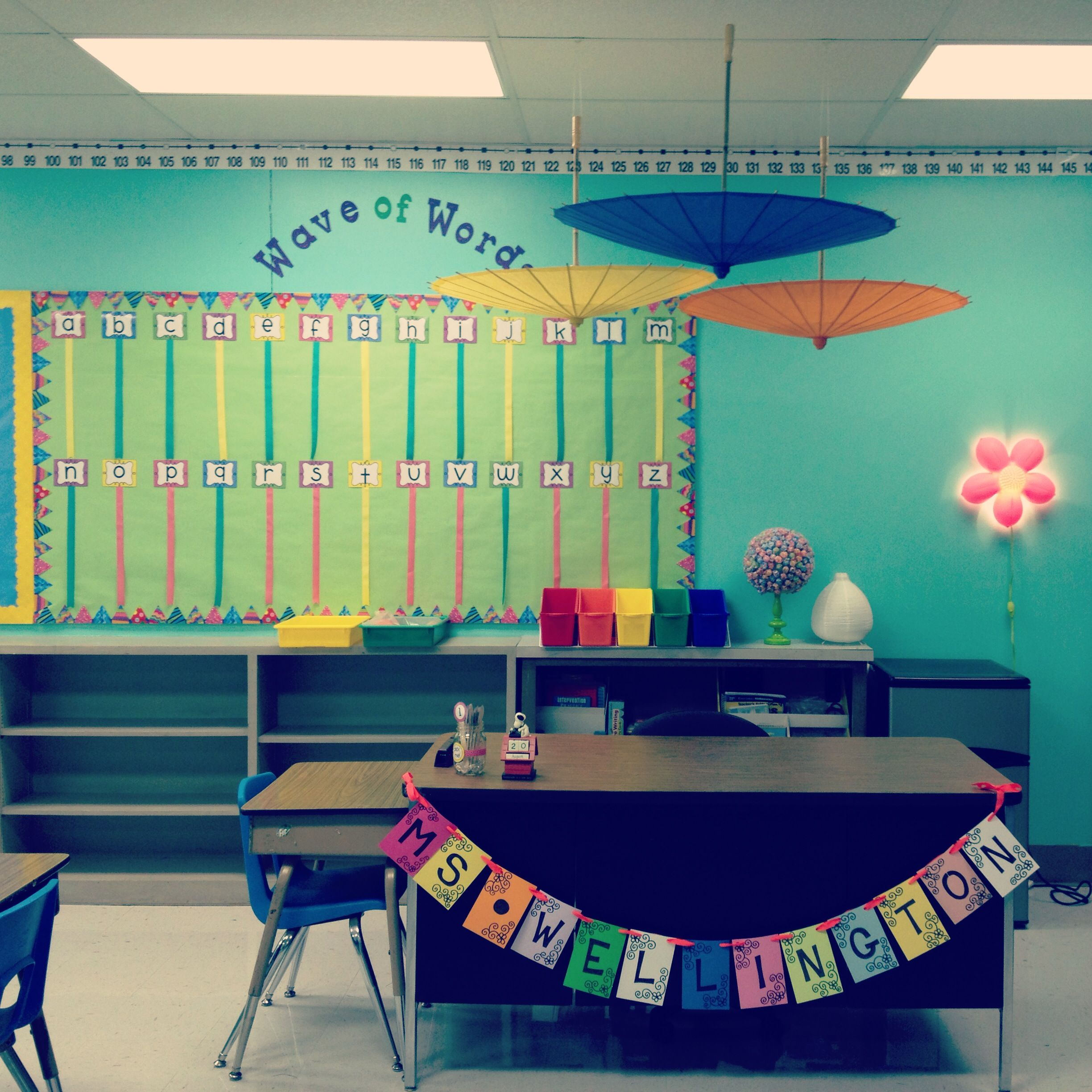 Part Of My Classroom 2nd Grade Beach Theme Ocean Theme