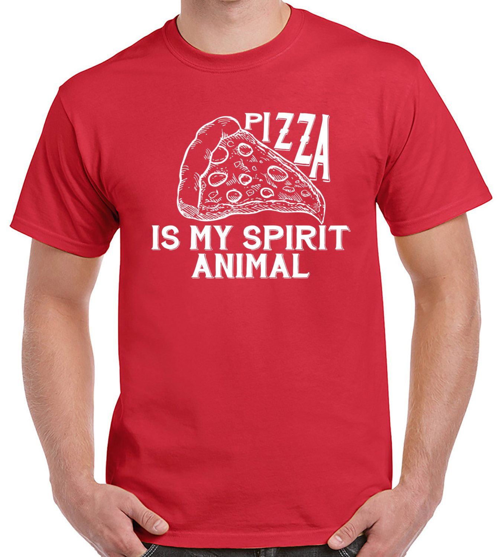 Shirt design killeen tx - Pizza Shirt Pizza Is My Spirit Animal Shirt Funny Tshirt Design Witty Gift Idea Christmas Gift