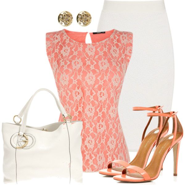 Lace, created by talvadh on Polyvore