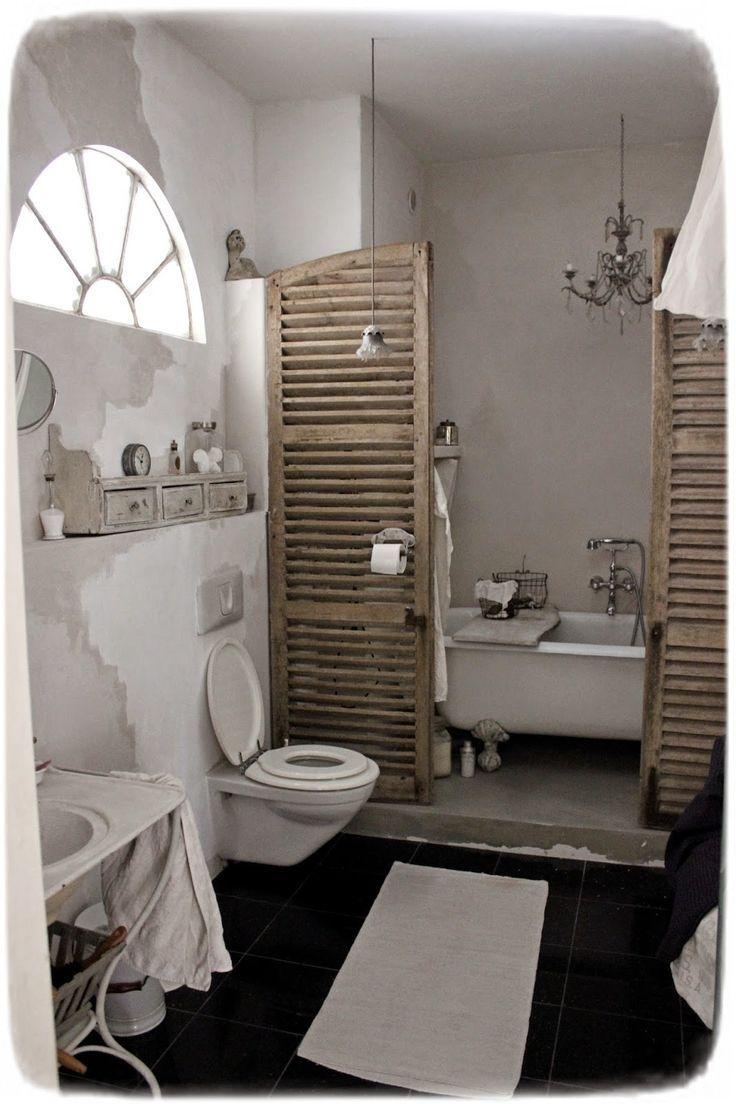 Tolle Ideen Fur Modernen Wandschmuck Shabby Chic Badezimmer Haus Interieu Design Haus Interieurs