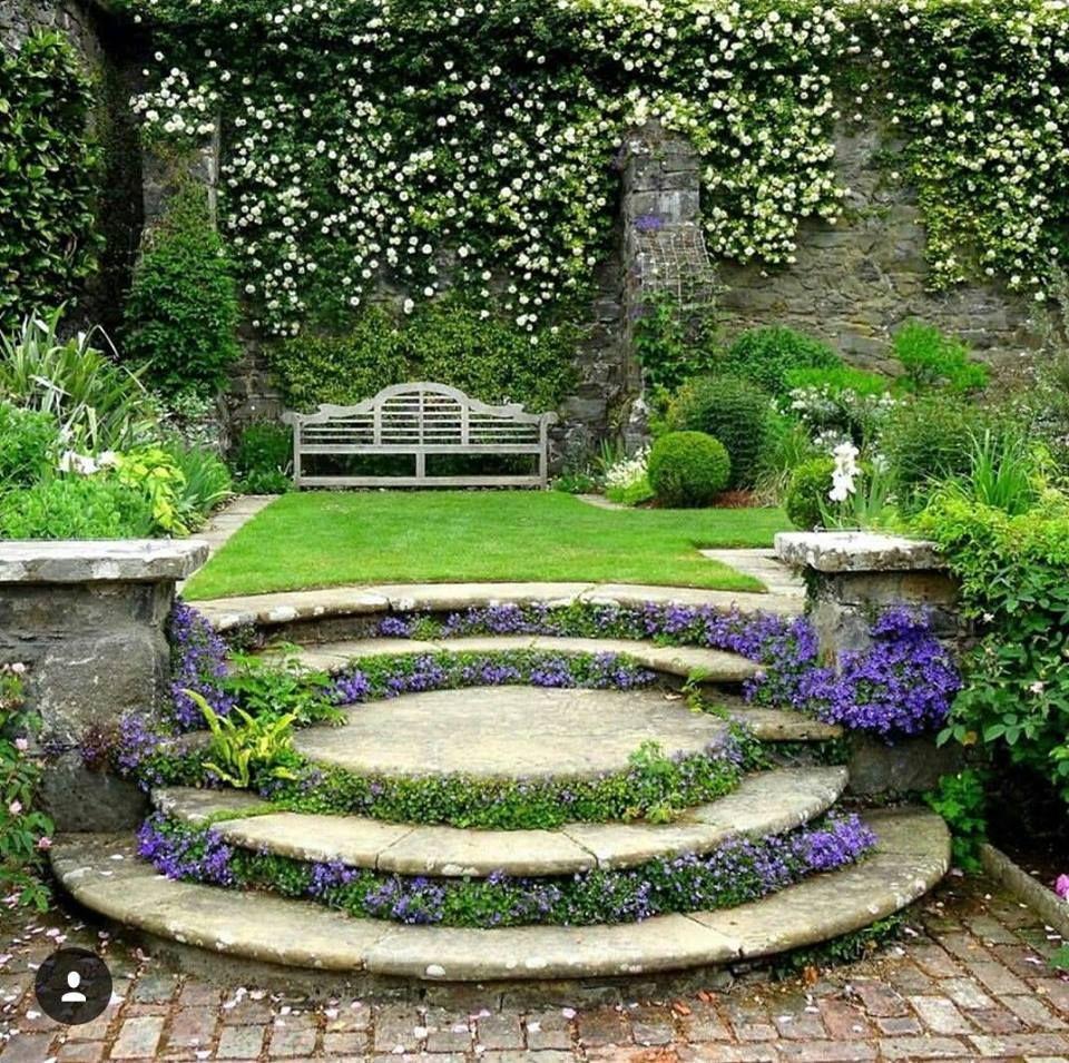 ✿ Il Giardino Segreto ✿  Small cottage garden ideas, Cottage
