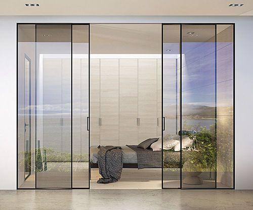 G Like: The New Thin Profile Mixing Technology And Suggestiveness. Glass  WallsGlass DoorsInterior ...