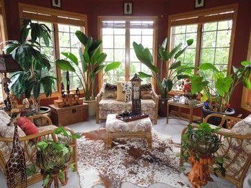Tropical Sunroom Ideas tropical sunrooms | home decor ideas | pinterest | sunroom, porch