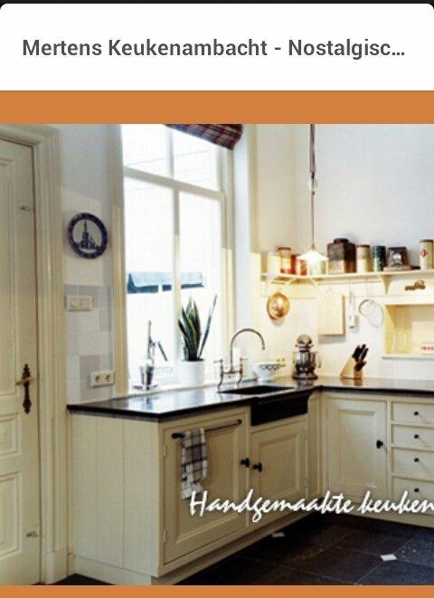 Keuken onder raam