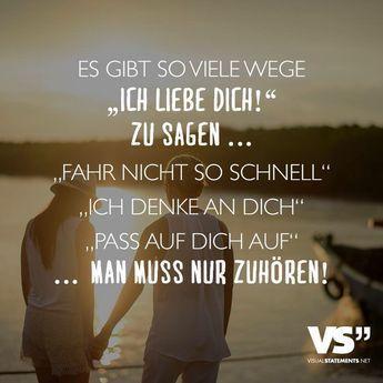 So many ways: I love you!  #love #Ways   So viele Wege: I Love you!   So many ways: I love you!