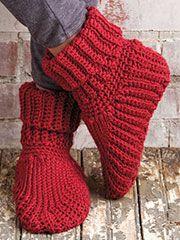 Slipper Boots Mio Pinterest