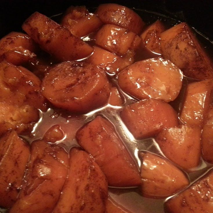 How to make Candied Yams from scratch (Stove top)