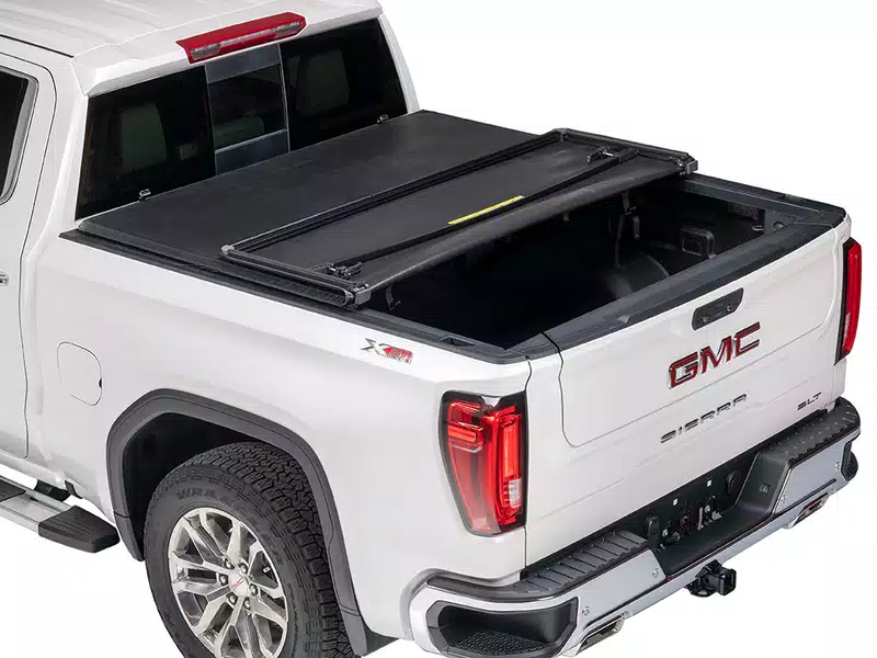 American TriFold Tonneau Cover RealTruck The American