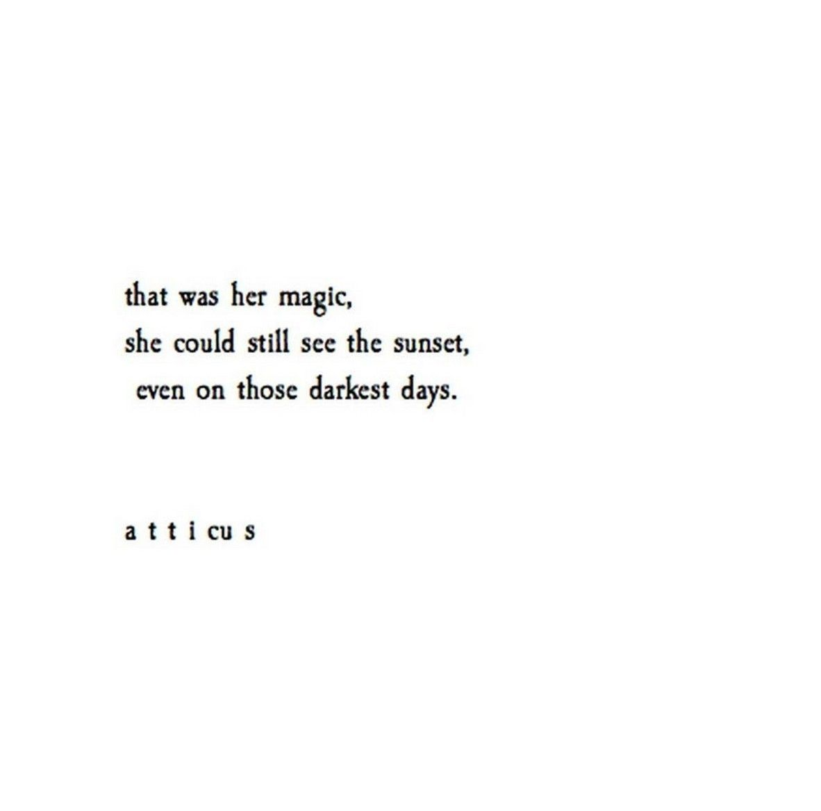 "Tell Her She's Beautiful Quotes Her Magic' Atticuspoetry Atticuspoetry  ""woman""  Pinterest"