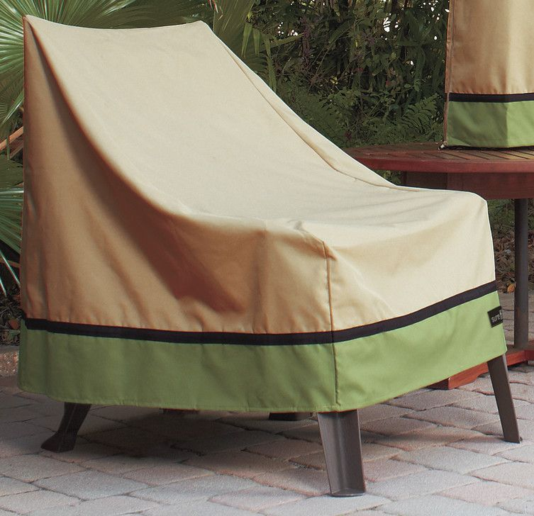 Signature Xl Patio Chair Cover Patio Furniture Covers Outdoor