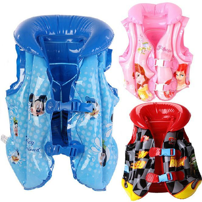Baby Kid Toddler Boys Girls Swim Wear Life Jacket Vest Float Safety Aid Training Toddler Swim Vest Toddler Beach Life Jacket
