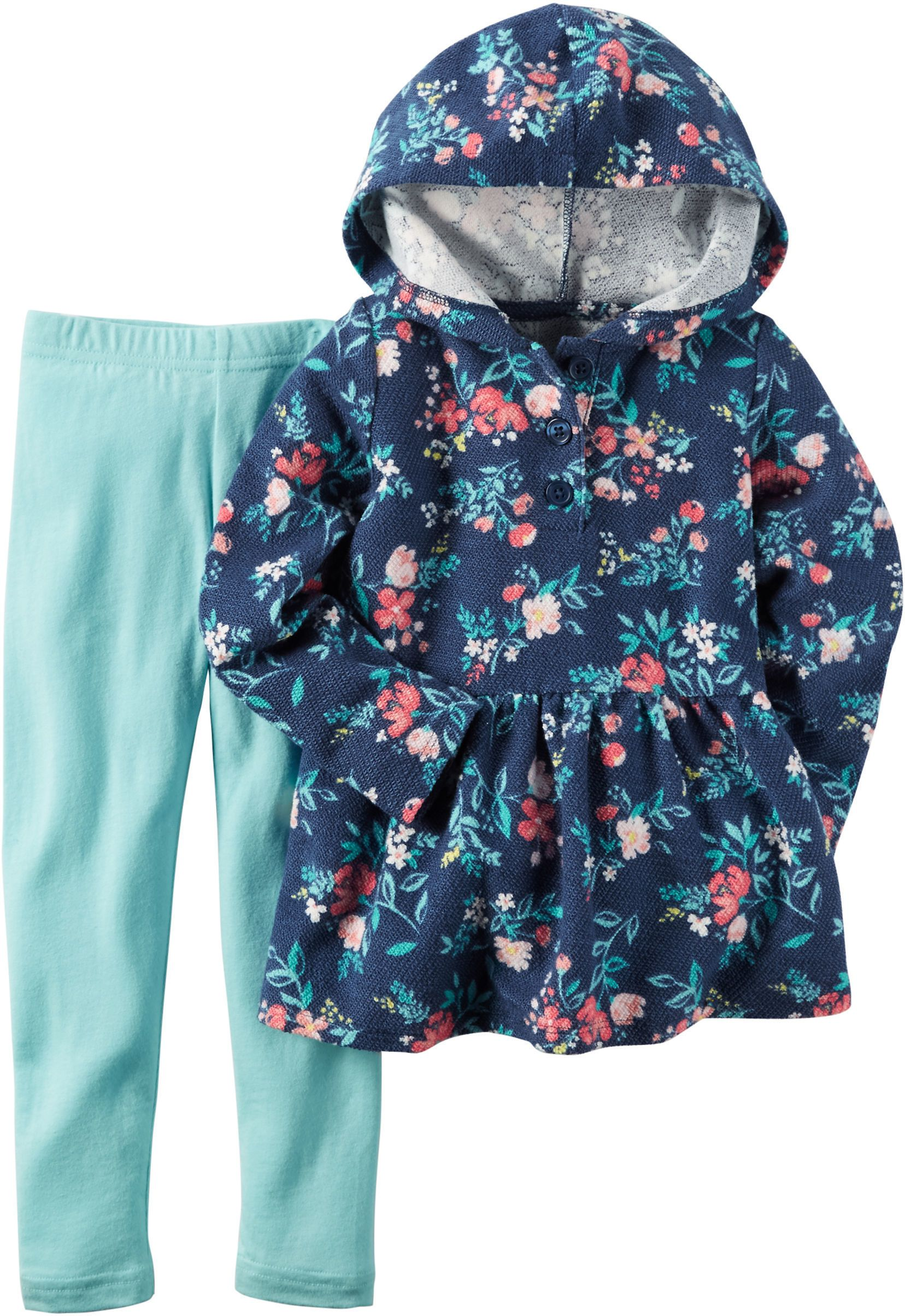 JCPenney: Carter's 2pc Outfits $7: A variety of Carter's 2-piece outfits drop from $20 to $10 to $7.50 with code… #coupons #discounts