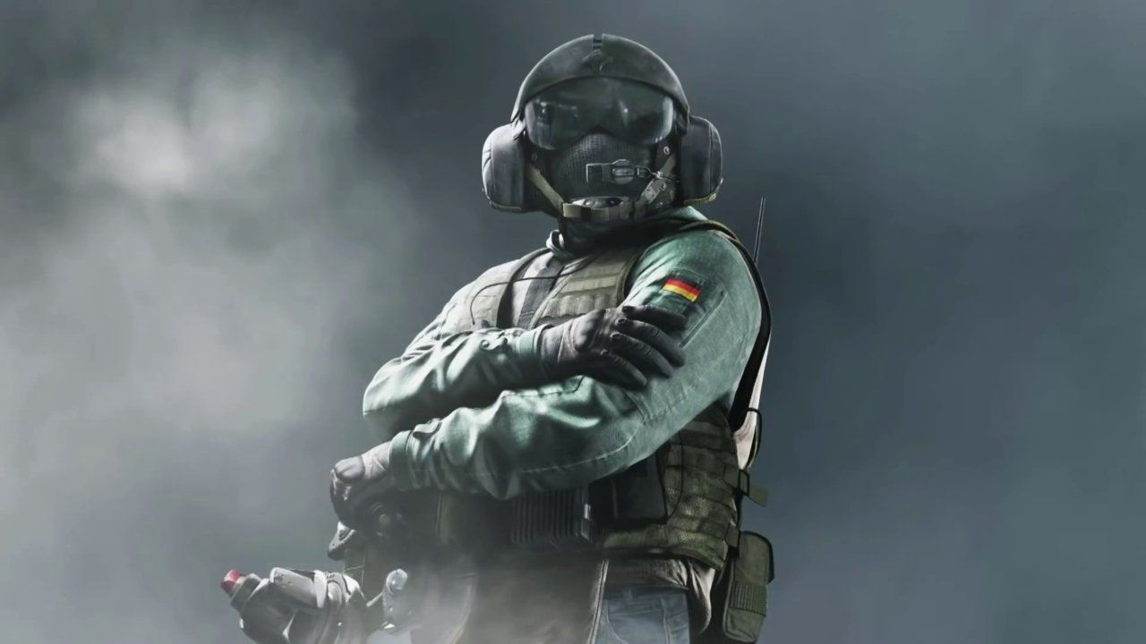 Rainbow Six Siege Operator Onboarding Introducing Jager Video