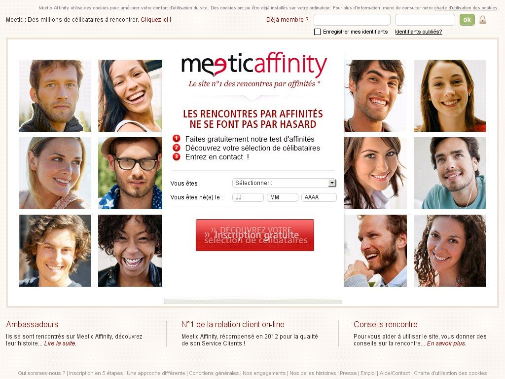 Meetic affinity rencontre